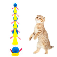 Load image into Gallery viewer, Funny Jumping Cat Toy
