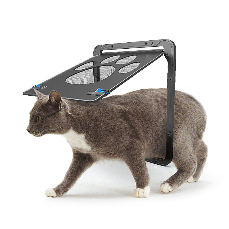 High Quality Magnetic Pet Door Controllable Access - Funny Cats Shop