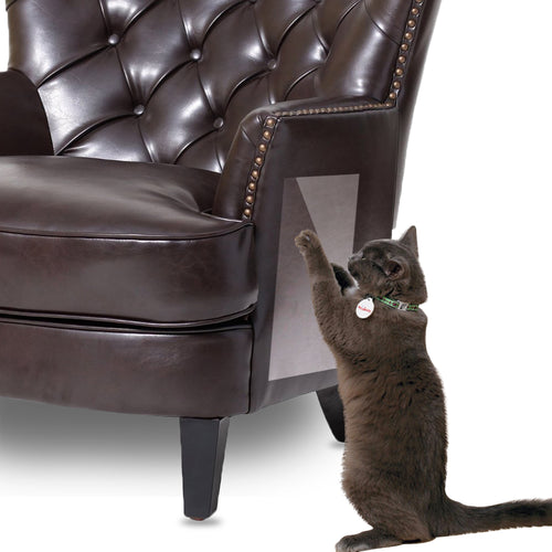 Ultra Thin and Durable Sofa Cat Claw Protector - Self-adhesive Protect Pads
