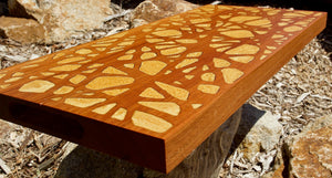 SOUTHERN BLACKBUTT SERVING BOARD