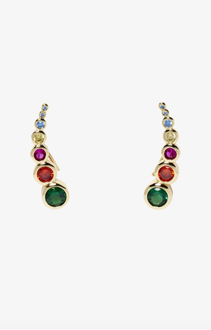 Alexandrina Earrings