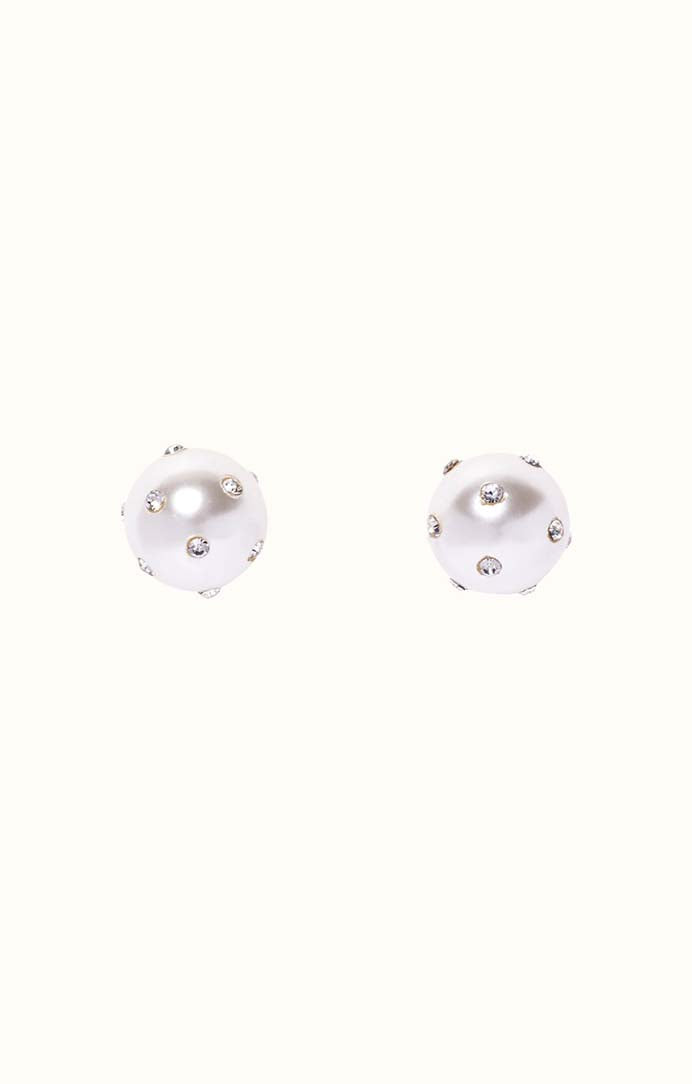 Antoinette Pearl Earrings
