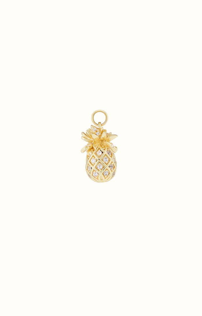 Olympia Clear Pineapple set