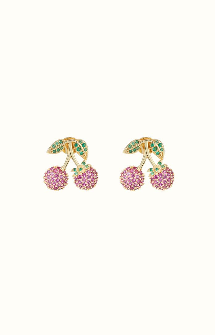 Gal Cherry Earring