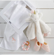 Load image into Gallery viewer, Unicorn Baby Gift Set