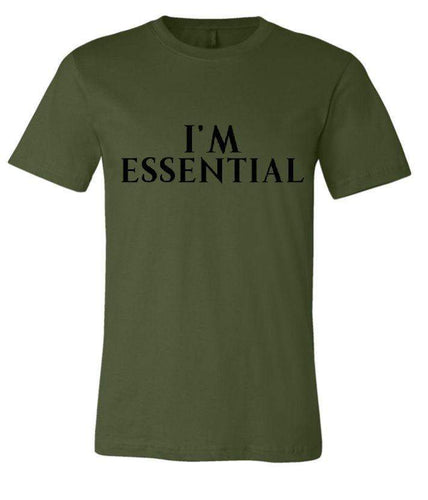 I'm Essential Tee Shirt-Men's