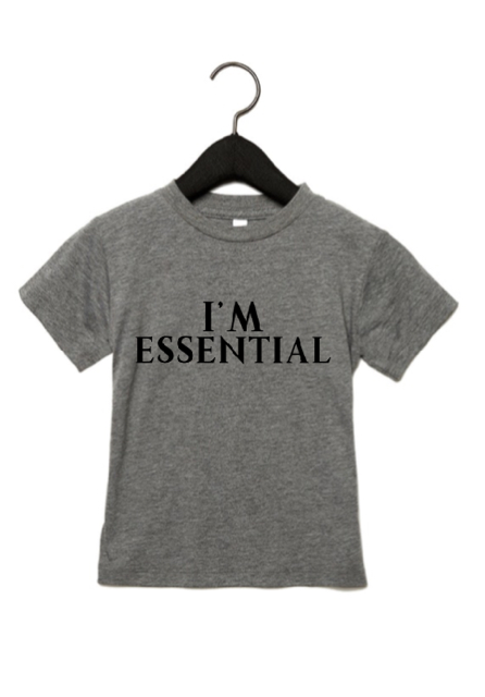 I'm Essential Tee Shirt-Boys