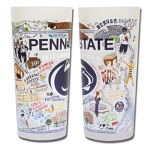 Load image into Gallery viewer, Penn State Glass
