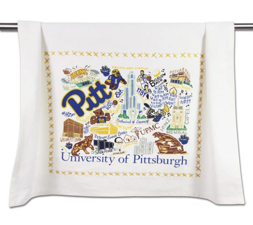 Pitt-University Dish Towel