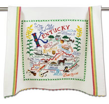 Load image into Gallery viewer, Kentucky Derby-Dish Towel