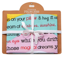 Load image into Gallery viewer, Princess Dream Pillow Case