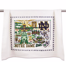 Load image into Gallery viewer, Notre Dame-Dish towel