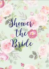 Load image into Gallery viewer, Bridal Shower Card