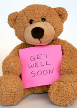 Load image into Gallery viewer, Get Well Card