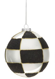 Black&White Ornaments