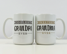 Load image into Gallery viewer, Sweetest Grandma Mug