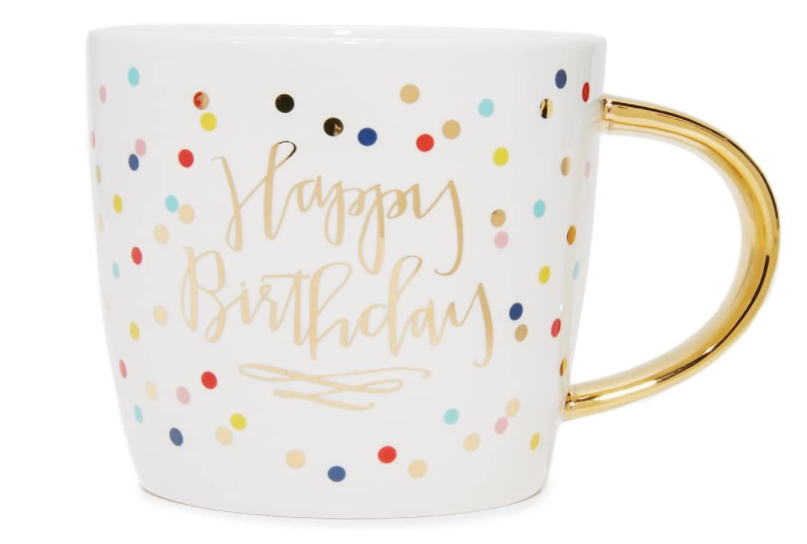 Coffee Mug, Happy Birthday