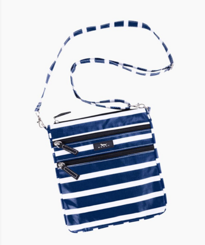 Polly Crossbody Bag in Nantucket Navy