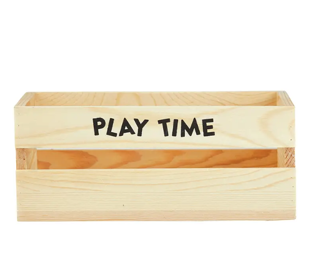 Play Time Crate