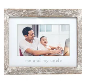 Me and My Uncle Sentiment frame