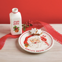 Load image into Gallery viewer, SANTAS MILK AND COOKIES SET