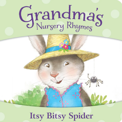 Grandma's Nursery Rhymes Book