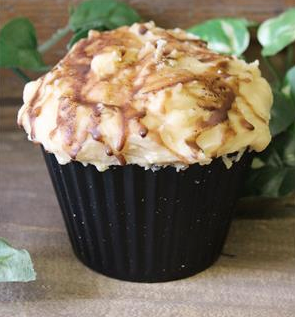 Apple Dumpling Muffin Candles