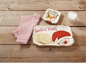Farm Santa Cookie Set