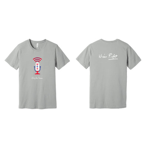 Wendy Bell Radio T-Shirt Crew Neck