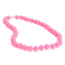 Load image into Gallery viewer, Jane Necklace - Punchy Pink