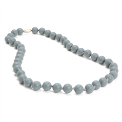 Jane Necklace - Grey