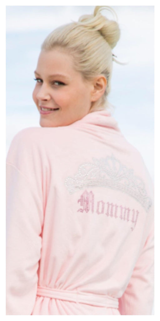 Light Pink Mommy Robe