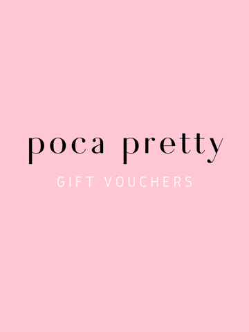 Poca Pretty Vouchers