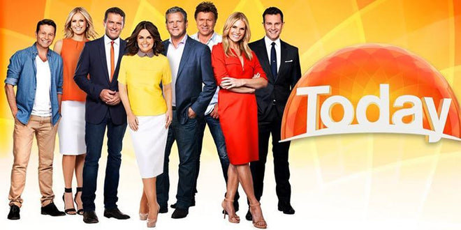 The Today Show brengt de Ring Video Doorbell naar Australië - De Ring-blog