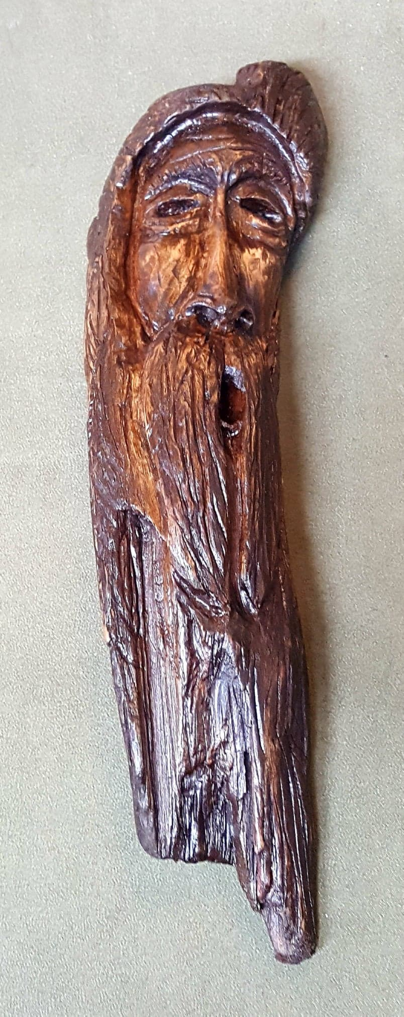 Driftwood Carving, small