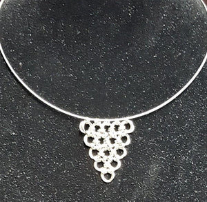 Neckwire, Chainmaille - BLIZZARD OF SAVINGS!