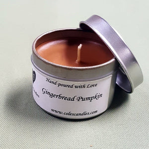 Candles, tins - NEW SCENTS ADDED!