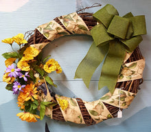 Load image into Gallery viewer, Autumn Wreath (Large)