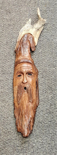 Driftwood Carving, large