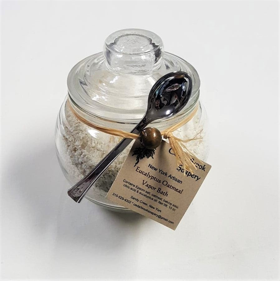 Oatmeal Bath - NEW ITEM!