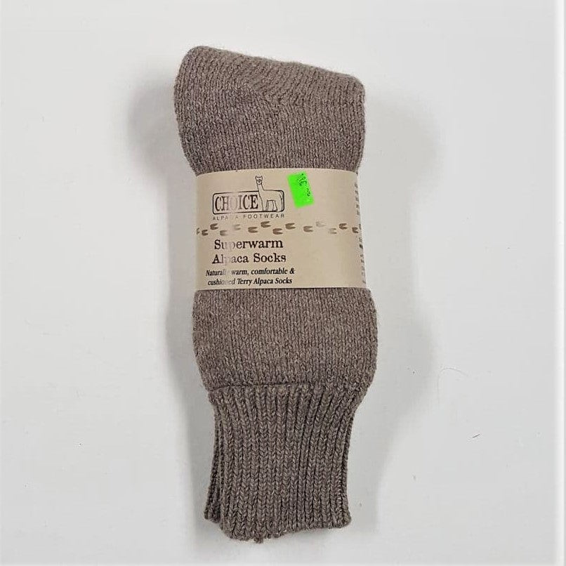 Alpaca Superwarm Socks