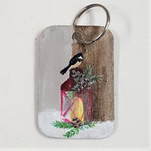 Load image into Gallery viewer, Key Ring, handpainted - NEW!