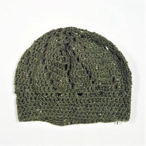 Tweed Lacy Slouch Hat - NEW ITEM!