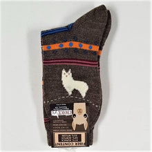Load image into Gallery viewer, Alpaca Socks for Kids