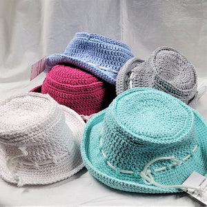 Summer Brimmed Hat - NEW!