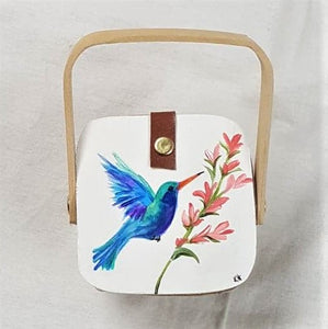 Painted Baskets - NEW ITEMS ADDED!