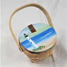 Load image into Gallery viewer, Painted Baskets - NEW ITEMS ADDED!