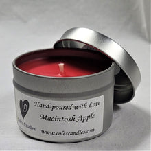 Load image into Gallery viewer, Candles, tins - NEW SCENTS ADDED!