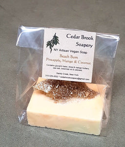 Beach Bum Soap