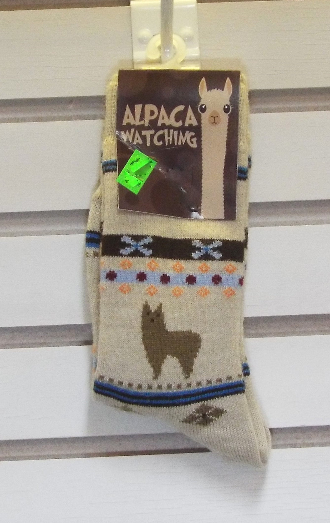 Alpaca Socks for Kids